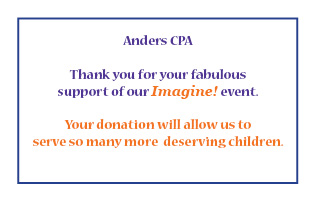Thank You Anders, CPA